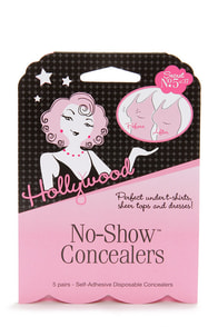 Hollywood No-Show Petal Concealers
