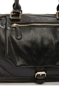 A Show of Hands Black Handbag at Lulus.com!