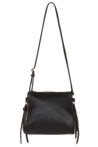 Heat of the Moment Black Handbag at Lulus.com!