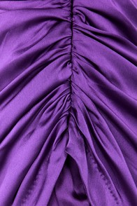 Drop Dead Gorgeous Purple Dress at Lulus.com!