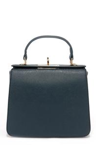 Street Style Teal Blue Handbag at Lulus.com!