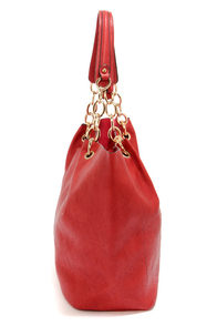 Totes in Love Red Tote at Lulus.com!