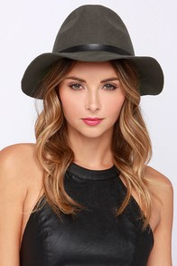 The Fifth Label Prime Grey Fedora Hat at Lulus.com!