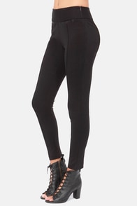 Darling Bethany Black Harem Pants at Lulus.com!
