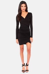 The Best of Times Black Dress at Lulus.com!