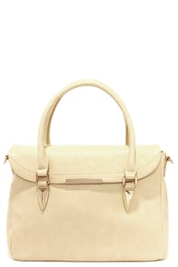 Hail a Cab Pale Yellow Handbag at Lulus.com!