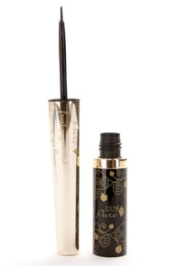 100% Pure Black Tea Long Last Liquid Eye Liner at Lulus.com!