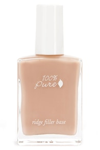 100% Pure Ridge Filler Base Coat at Lulus.com!
