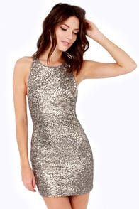 Silver Party Dress - RP Dress