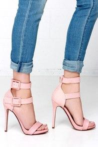 Double Ankle Strap Heels | Tsaa Heel