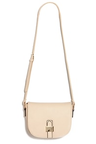 Minimalist Efforts Pale Blush Purse at Lulus.com!