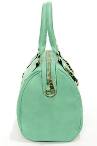 Bag of Tricks Mint Green Handbag at Lulus.com!