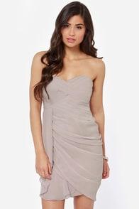 Bariano Heart Of Glass Maxi Dress