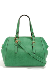 Royal Treatment Sea Green Purse