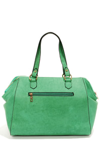 Royal Treatment Sea Green Purse at Lulus.com!