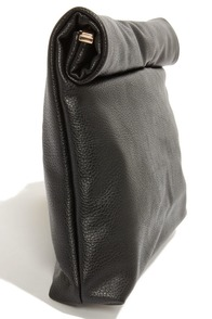 Roll Along Black Clutch at Lulus.com!