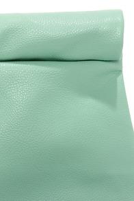 Roll Along Mint Green Clutch at Lulus.com!
