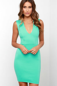 Love the Limelight Mint Green Dress at Lulus.com!