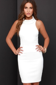 Keepsake In the Silence Ivory Dress at Lulus.com!