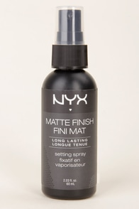 NYX Matte Finish Makeup Setting Spray at Lulus.com!