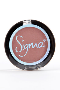 Sigma Born-To Mauve Powder Blush at Lulus.com!