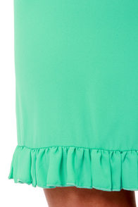 Dream Scheme Mint Green Dress at Lulus.com!
