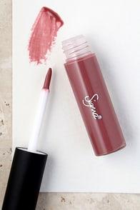 Sigma Lip Vex Tranquil Mauve Lip Gloss