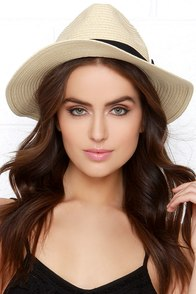 Bahama Sunbeam Natural Straw Hat at Lulus.com!