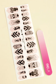 NCLA I See You Nail Wraps at Lulus.com!