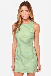 Bb Dakota Doris Dress Mint Green Dress Mint Dress