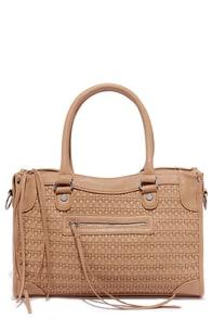 Homespun Honey Light Brown Handbag at Lulus.com!