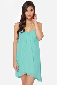 LULUS Exclusive Breathtaking The Cake Strapless Sky Blue Dress at Lulus.com!