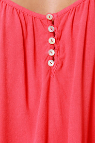 Ebb and Flow Off-the-Shoulder Pink Top at Lulus.com!