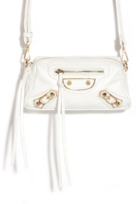 Gotta Have Ya Ivory Purse at Lulus.com!