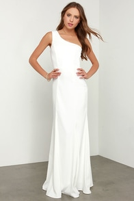 Harps in Harmony Ivory Maxi Dress at Lulus.com!