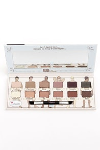 The Balm Nude Dude Nude Eye Shadow Kit at Lulus.com!