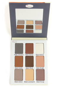 The Balm Meet Matt(e) Nude Eye Shadow Palette at Lulus.com!