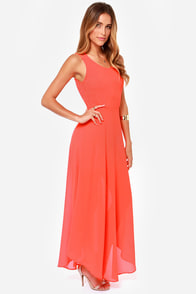 Sizzle and Pop Backless Red Maxi Dress at Lulus.com!