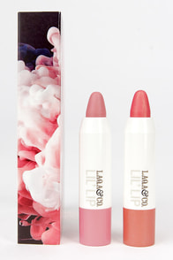 LAQA & Co. Wolfman + Fairyblood Lil' Lip Duo at Lulus.com!