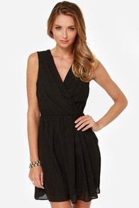 Someone Like You Black Dress at Lulus.com!