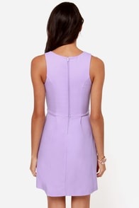LULUS Exclusive Hot Off the Precious Lavender Dress at Lulus.com!