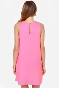 In a Good Light Pink Dress at Lulus.com!