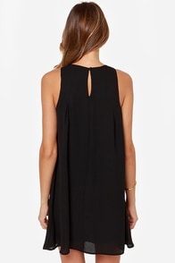 Modern Audrey Black Dress at Lulus.com!