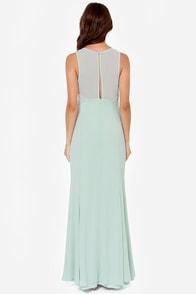 LULUS Exclusive Let's Dance Mint Maxi Dress at Lulus.com!