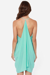 Tier for the Party Turquoise Dress at Lulus.com!