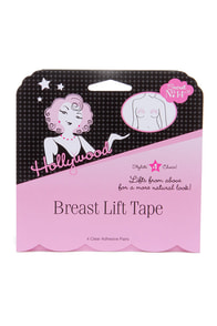 Hollywood Breast Lift Tape at Lulus.com!