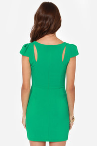 LULUS Exclusive Lily Pond Lady Green Dress at Lulus.com!