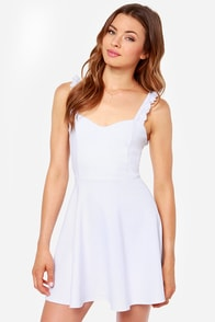 Arm in Arm White Dress at Lulus.com!