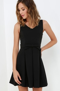 Someone to Love Black Dress at Lulus.com!