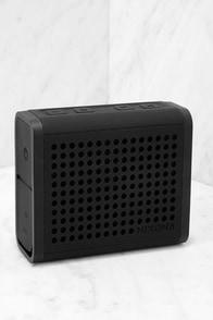 Nixon Mini Blaster Black Bluetooth Speaker